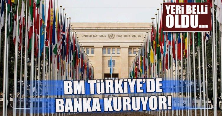 Birleşmiş Milletler Gebze'ye Teknoloji Bankası kuruyor