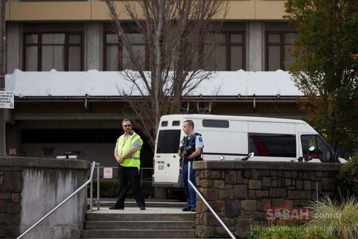 Yeni Zelanda'daki katliamcı saldırıdan önce manifesto yayınlamış