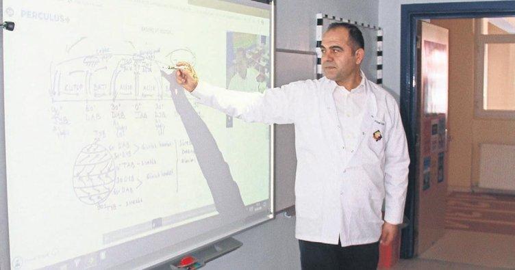Online eğitimde Türkiye'ye örnek