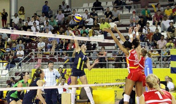 Fenerbahçe - Rabita Bakü