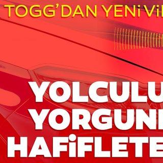 Türkiye'nin Otomobili'nden yeni video! Yolculukların yorgunluğunu hafifleteceksiniz