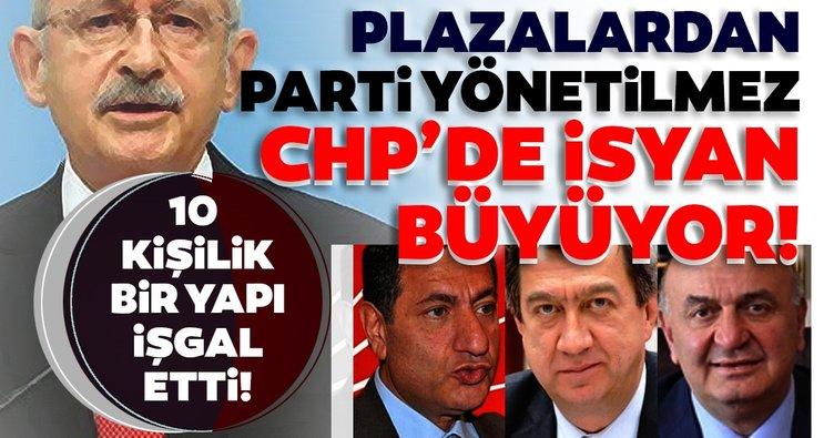 CHP'de'9 Eylül'çatlağı! Plazalardan parti yönetilmez