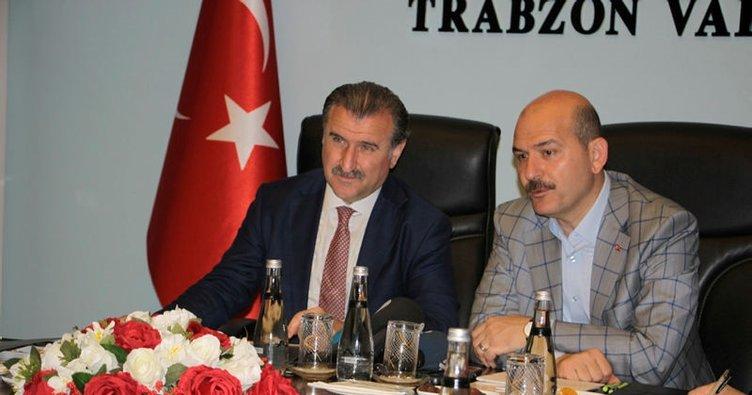 Sporda Şiddet zirvesi Trabzon'da yapıldı
