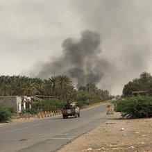 Yemen ordusu Hudeyde Havalimanı'nda kontrolü sağladı