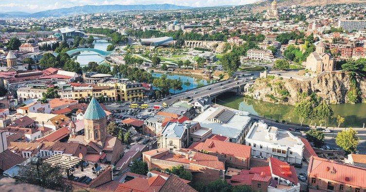En güzel komşumuz Tiflis