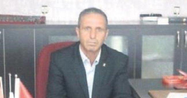Teröristler Dicle İlçe Başkanı'nı katletti