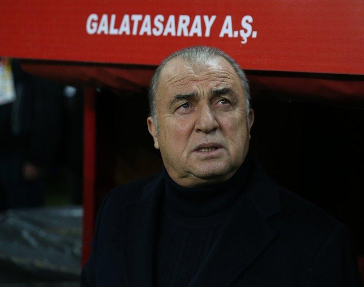 Son Dakika Haberi: Fatih Terim'in o hareketi Galatasaray - Tuzlaspor maçına damga vurdu!