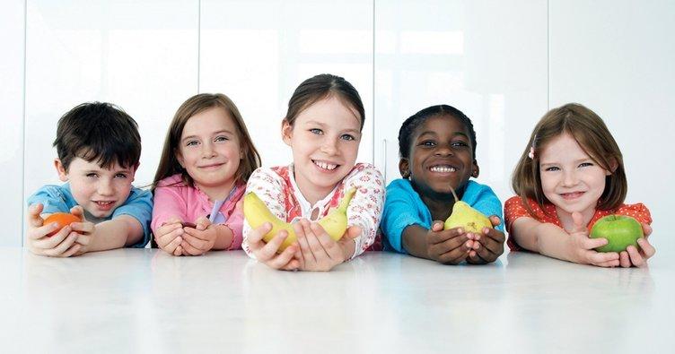 Okul beslenmesi için 5 altın kural