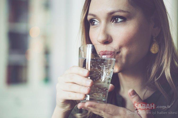 Su içmeniz için 15 hayati önem