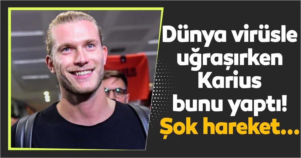 Beşiktaş'a Loris Karius'tan şok haber! FIFA...