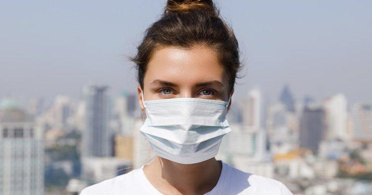 Yanlış maske kullanımı virüsün bulaşmasını kolaylaştırıyor