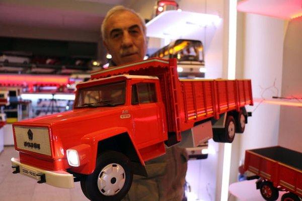Aydın'da el emeği kamyonlara dünya talip oldu