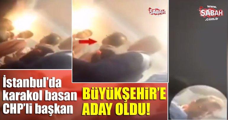 İstanbul'da karakol basan CHP'li başkan Ekrem İmamoğlu, İBB başkanlığına aday oldu