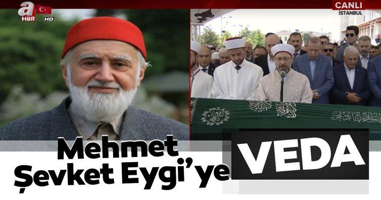 Gazeteci yazar Mehmet Şevket Eygi vefat etti! Mehmet Şevket Eygi kimdir? İşte hayatı