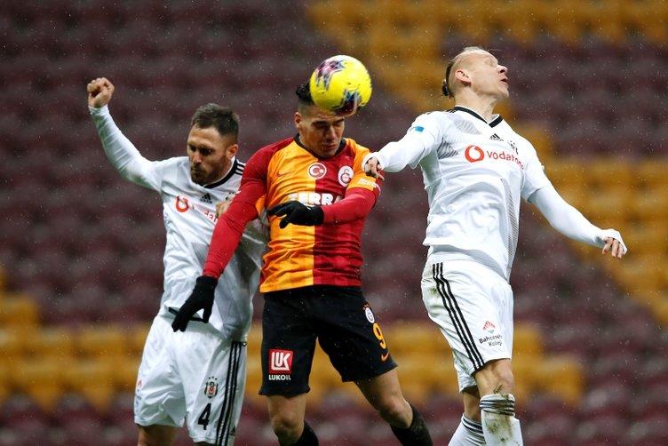 Haaland'ın sosyal mesafeli gol sevincine Falcao'dan yorum geldi!