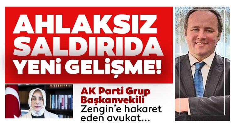 Son dakika: AK Partili Özlem Zengin'e alçak paylaşımla saldıran Avukat Mert Yaşar hakkında yeni gelişme