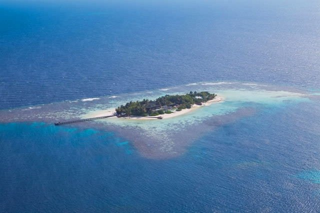 Adalar cenneti: Maldivler