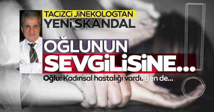 Son dakika haberleri: Jinekolog Fecri Sevilen'den yeni skandal! Oğlunun sevgilisine...