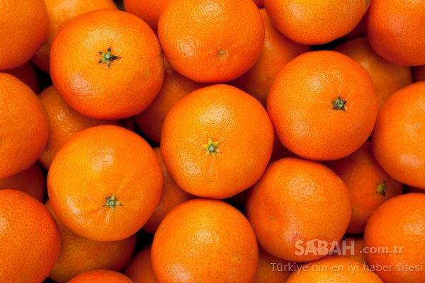 Mandalinanın faydaları nelerdir? İşte mandalinanın az bilinen 7 önemli faydası...