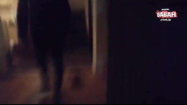 Villaya tombala baskını | Video