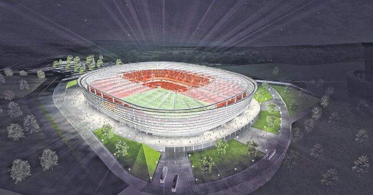 Spor kenti Adana toparlanacaktır