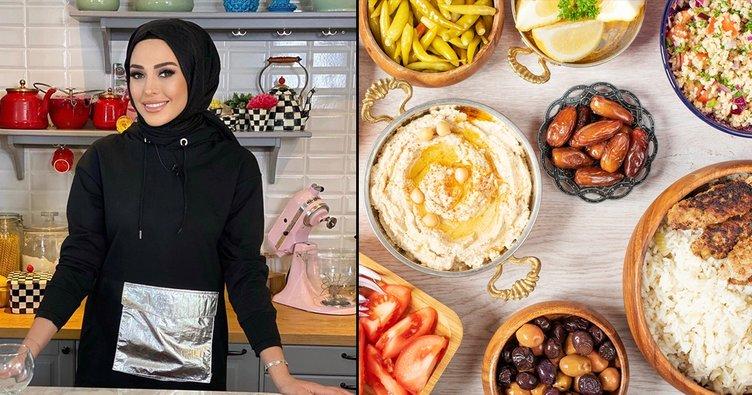 Ramazan ayına özel '30 Güne 30 Menü' kitabı okuyucuyla buluştu