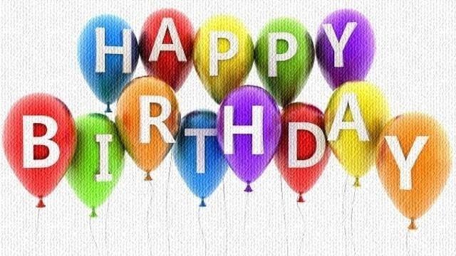 Doğum Günü Mesajları ve Sözleri! 2020 En Güzel, Resimli, Kısa, Uzun, Anlamlı ve Komik Doğum Günü Kutlama Mesajları