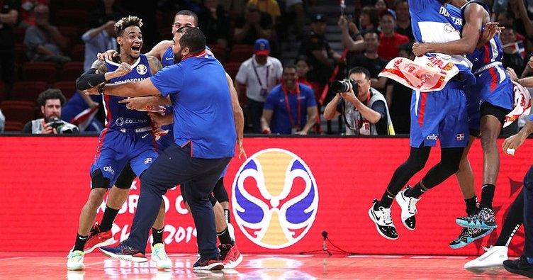 2019 FIBA Dünya Kupası | Almanya: 68 - Dominik Cumhuriyeti: 70
