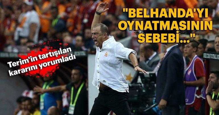 Rıdvan Dilmen: Galatasaray henüz hazır değil