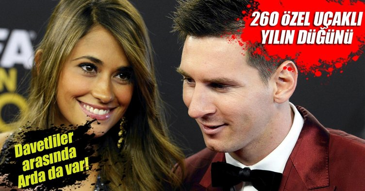 Messi'den en büyük imza