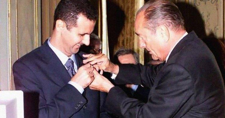 Fransa, Beşar Esad'a verdiği Şeref Nişanını geri çekiyor
