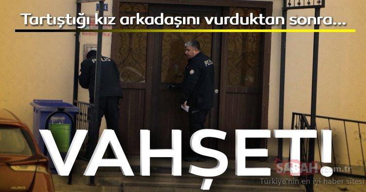 Son Dakika Haberi: Kayseri'de korkunç olay! Önce kız arkadaşını sonra kendini vurdu