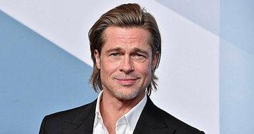 Brad Pitt artık Oscar'lı bir oyuncu