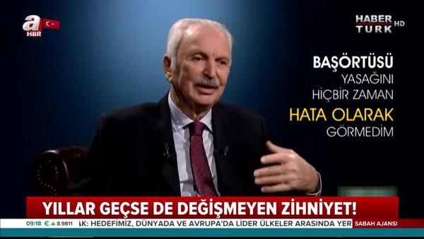 Kemal Alemdaroğlu'nun yıllar geçse de değişmeyen zihniyeti...