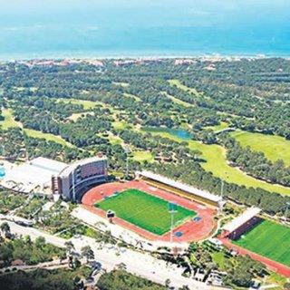 Antalya'nın odağında spor kulüpleri var