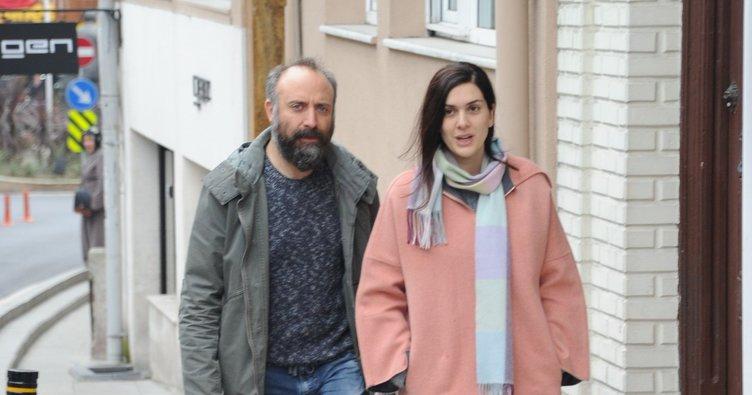 Bergüzar Korel ile Halit Ergenç'in ev arayışı