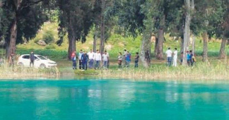 Lise öğrencisi Berdan Barajı'nda boğuldu
