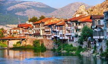 Şehzadeler şehri Amasya'nın müzeleri ilgi görüyor