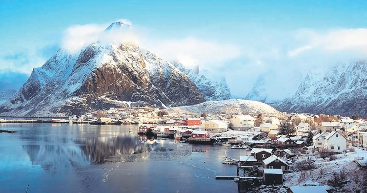 Macera dolu Norveç