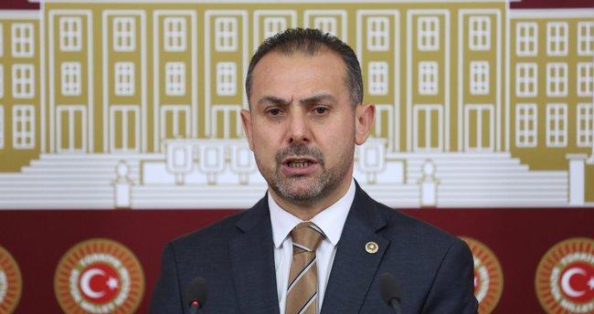 Milletvekili Burhan Çakır: Erzincan sevdamızı gönüllere nakşedeceğiz