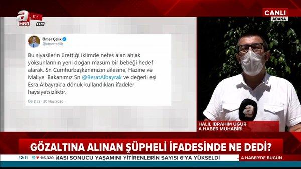 Son Dakika Haberi: Albayrak Ailesi'ne hakarete gözaltı! Gözaltına alınan şüpheli ifadesinde ne dedi? | Video