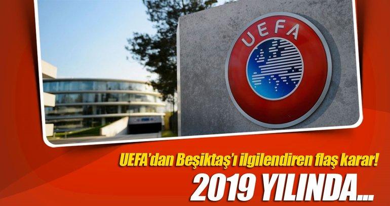 Son Dakika: UEFA Süper Kupa finali Vodafone Park'ta