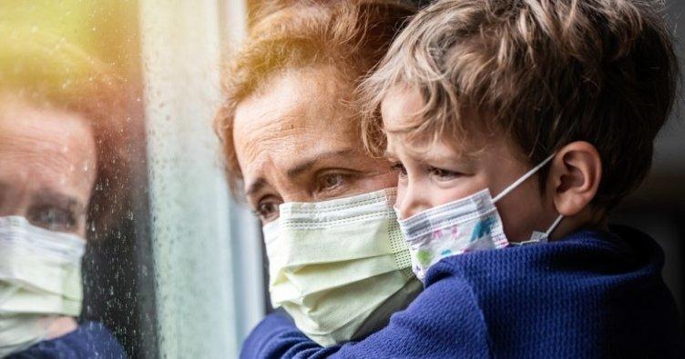 Çocuklarda pandemi kaygısı
