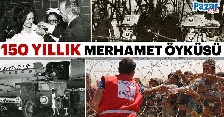 Türkiye'nin merhamet hikayesi Kızılay
