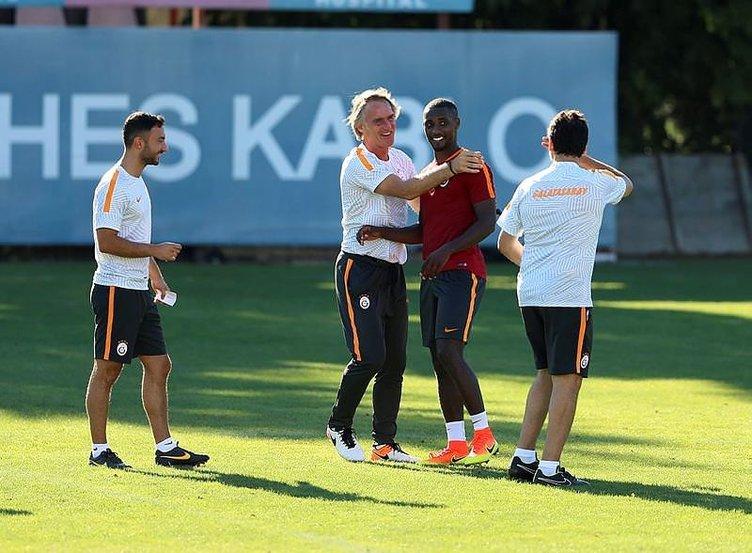 Galatasaray'ın sol bekine iki aday