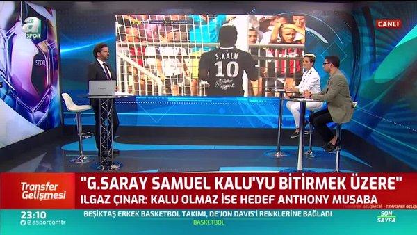 Galatasaray'a 22'lik kanat! Bordeaux'dan Samuel Kalu