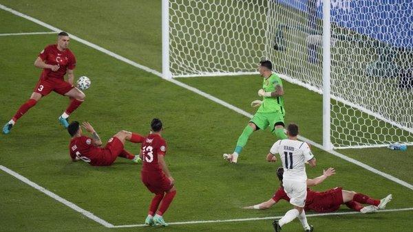 İtalya 3 - 0 Türkiye MAÇ ÖZETİ goller izle! EURO 2020 Avrupa Futbol Şampiyonası İtalya Türkiye geniş maç özeti tüm goller