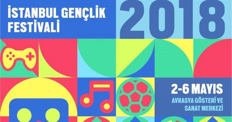 İstanbul gençlik festivali başladı