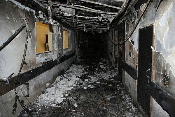 Taksim Egitim Ve Arastirma Hastanesi Ndeki Yanginin Nedeni
