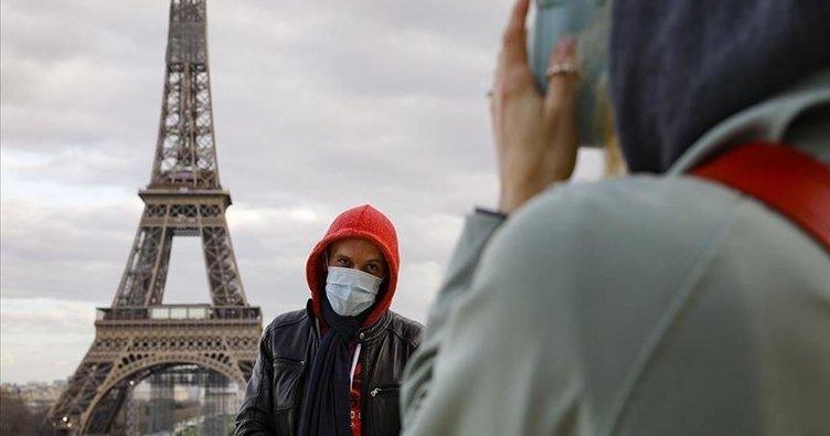 Fransa'da son 24 saatte 23 bin 852 Kovid-19 vakası tespit edildi